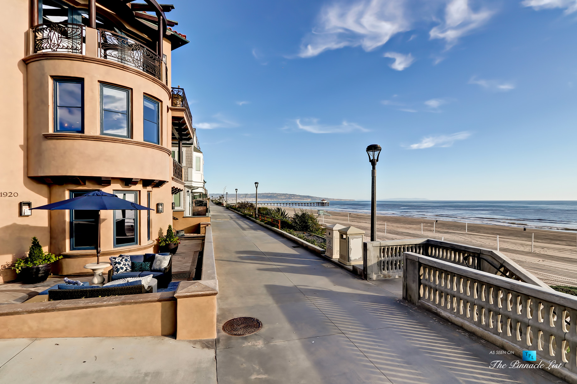 Luxury Real Estate - 1920 The Strand, Manhattan Beach, CA, USA - Front Strand