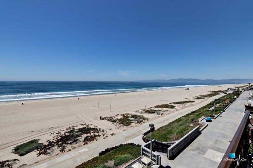 Luxury Real Estate - 1920 The Strand, Manhattan Beach, CA, USA - Beachfront View North