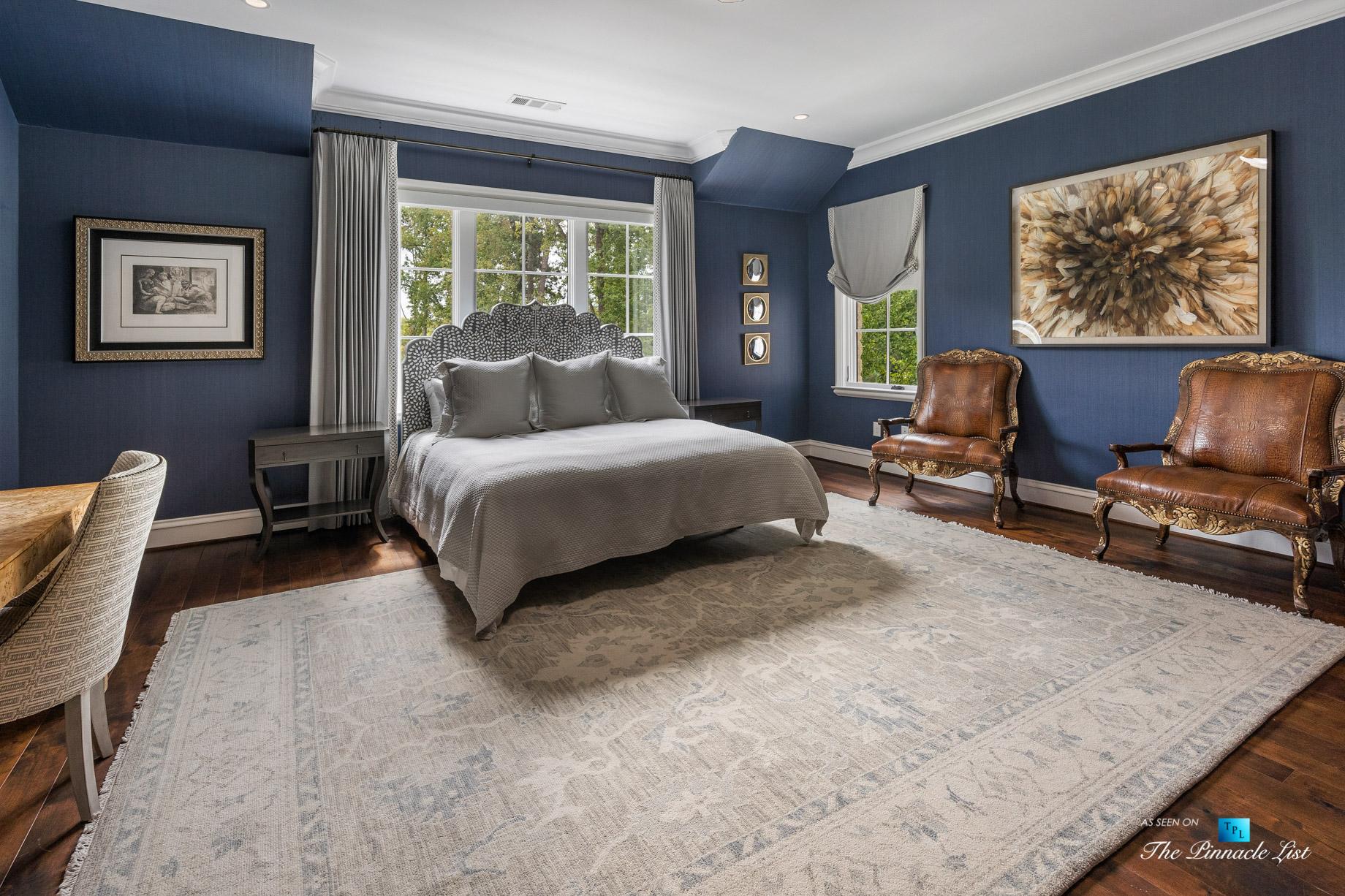 1150 W Garmon Rd, Atlanta, GA, USA - Bedroom - Luxury Real Estate - Buckhead Estate Home