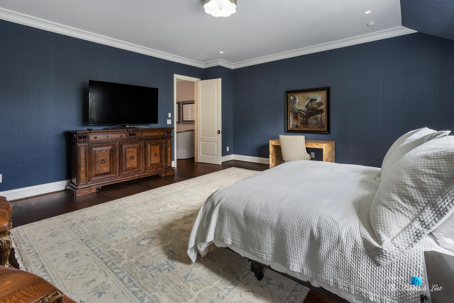 1150 W Garmon Rd, Atlanta, GA, USA – Bedroom – Luxury Real Estate – Buckhead Estate Home
