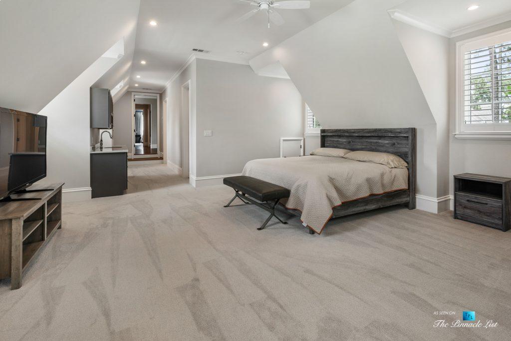 1150 W Garmon Rd, Atlanta, GA, USA - Loft Bedroom Suite - Luxury Real Estate - Buckhead Estate Home