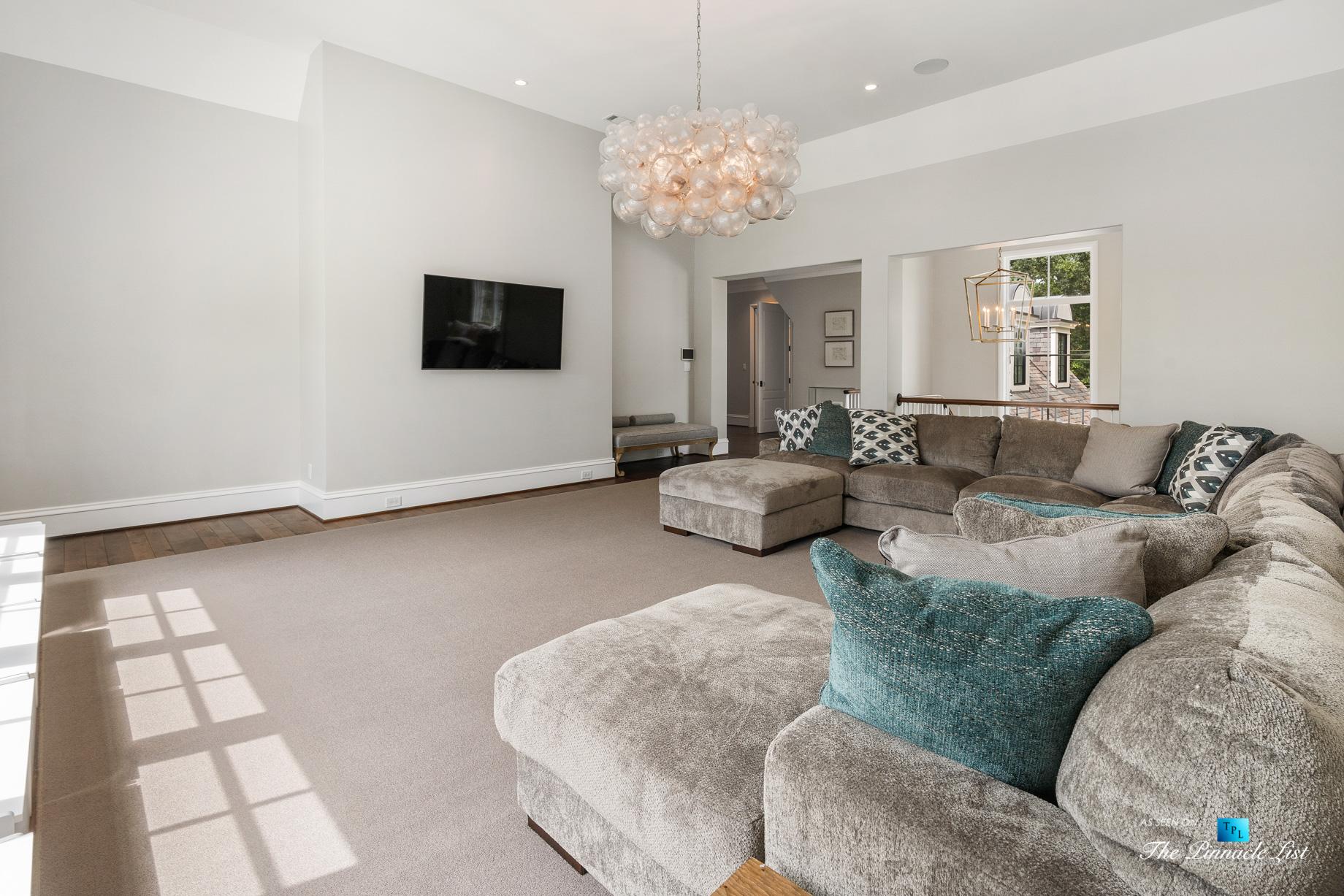 1150 W Garmon Rd, Atlanta, GA, USA – Recreation Room – Luxury Real Estate – Buckhead Estate Home