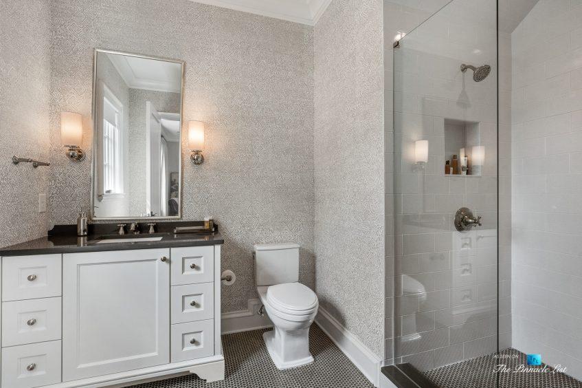 1150 W Garmon Rd, Atlanta, GA, USA - Bathroom with Shower - Luxury Real Estate - Buckhead Estate Home