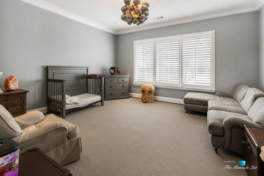 1150 W Garmon Rd, Atlanta, GA, USA - Spare Kids Bedroom - Luxury Real Estate - Buckhead Estate Home