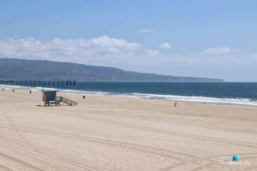 2806 The Strand, Hermosa Beach, CA, USA - Beachfront View- Luxury Real Estate - Oceanfront Home