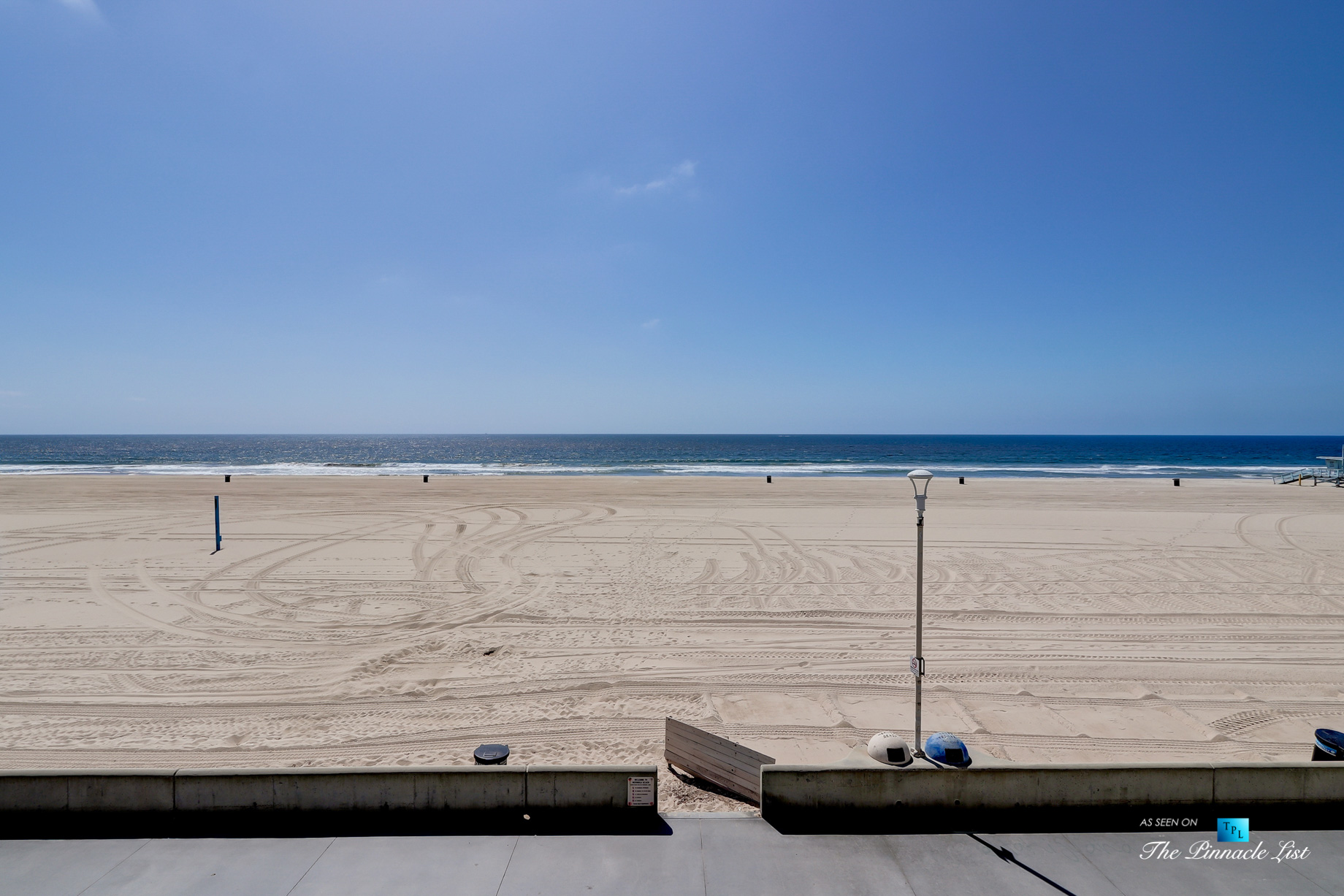 2806 The Strand, Hermosa Beach, CA, USA – Beachfront View – Luxury Real Estate – Oceanfront Home