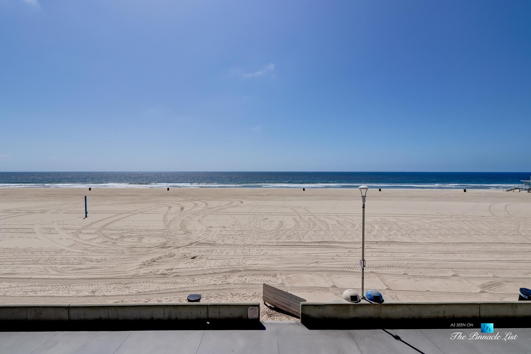 Luxury Real Estate - 2806 The Strand, Hermosa Beach, CA, USA - Beachfront Ocean View