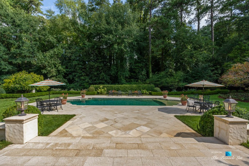 110 - Luxury Real Estate - 439 Blackland Rd NW, Atlanta, GA, USA
