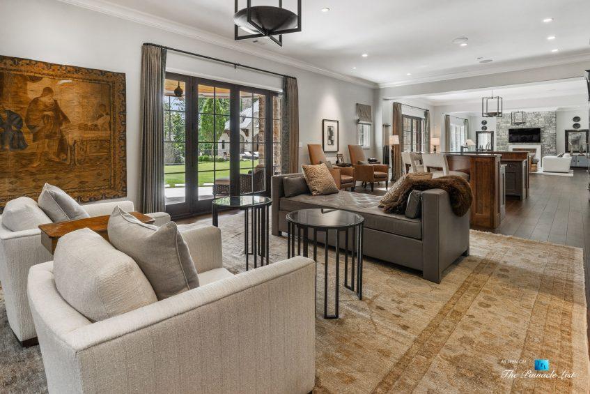 1150 W Garmon Rd, Atlanta, GA, USA - Luxurious Recreation Room - Luxury Real Estate - Buckhead Estate Home