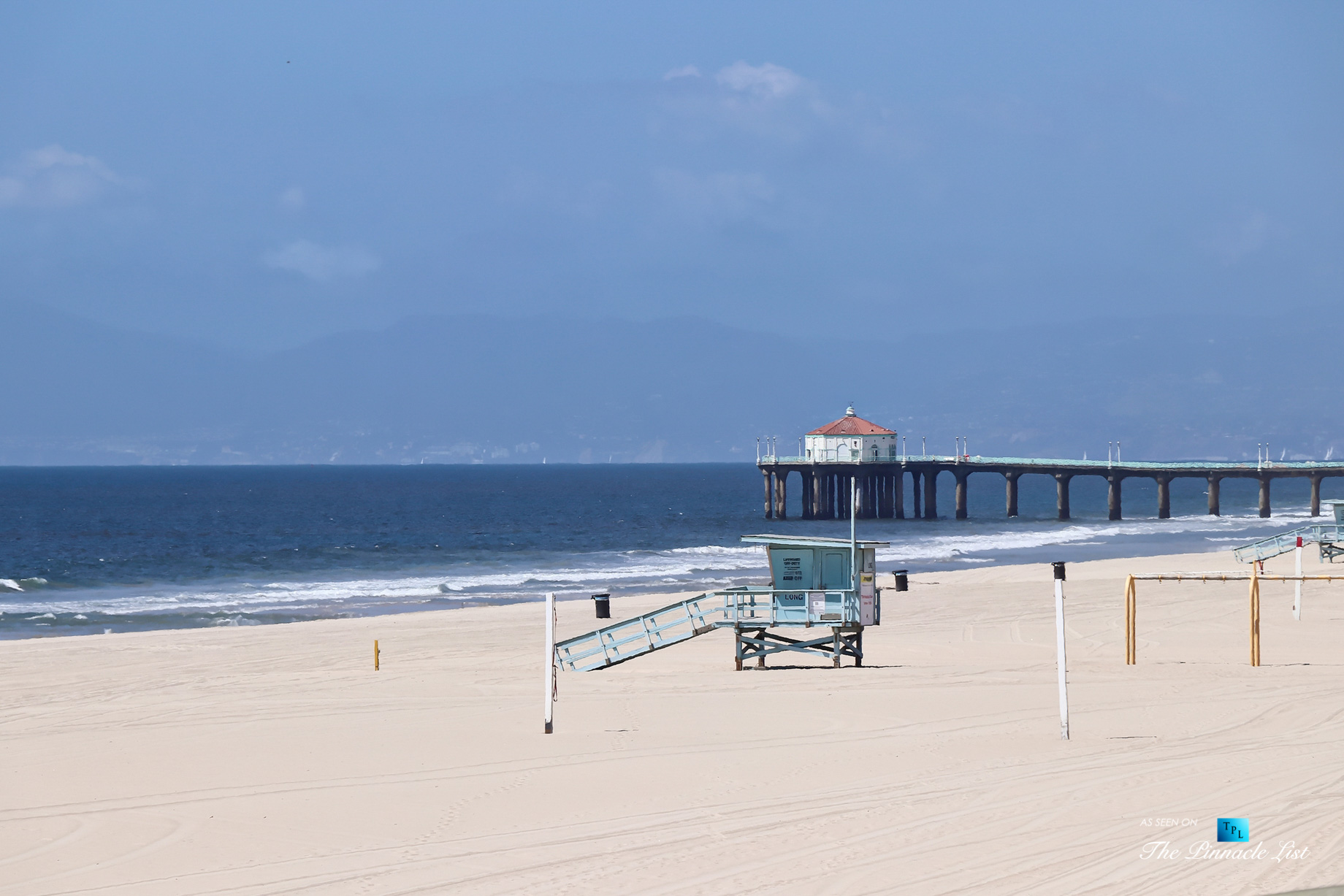 2806 The Strand, Hermosa Beach, CA, USA - Beachfront View - Luxury Real Estate - Oceanfront Home