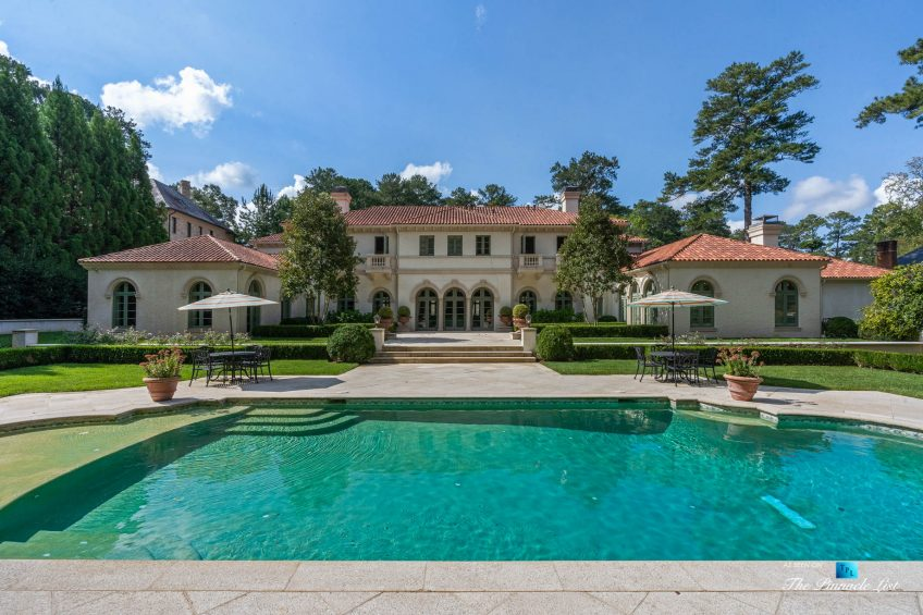 111 - Luxury Real Estate - 439 Blackland Rd NW, Atlanta, GA, USA