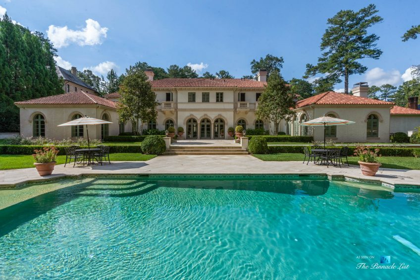 112 - Luxury Real Estate - 439 Blackland Rd NW, Atlanta, GA, USA