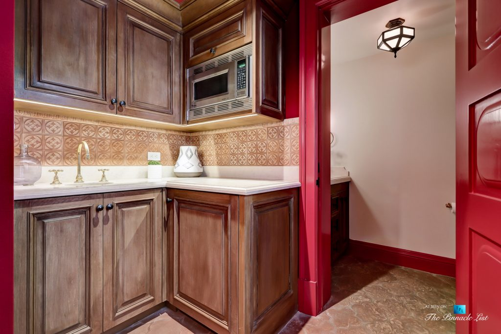 2806 The Strand, Hermosa Beach, CA, USA - Theatre Kitchen Station - Luxury Real Estate - Oceanfront Home