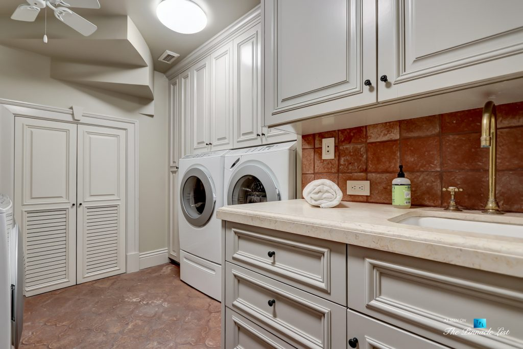 2806 The Strand, Hermosa Beach, CA, USA - Laundry Room - Luxury Real Estate - Oceanfront Home