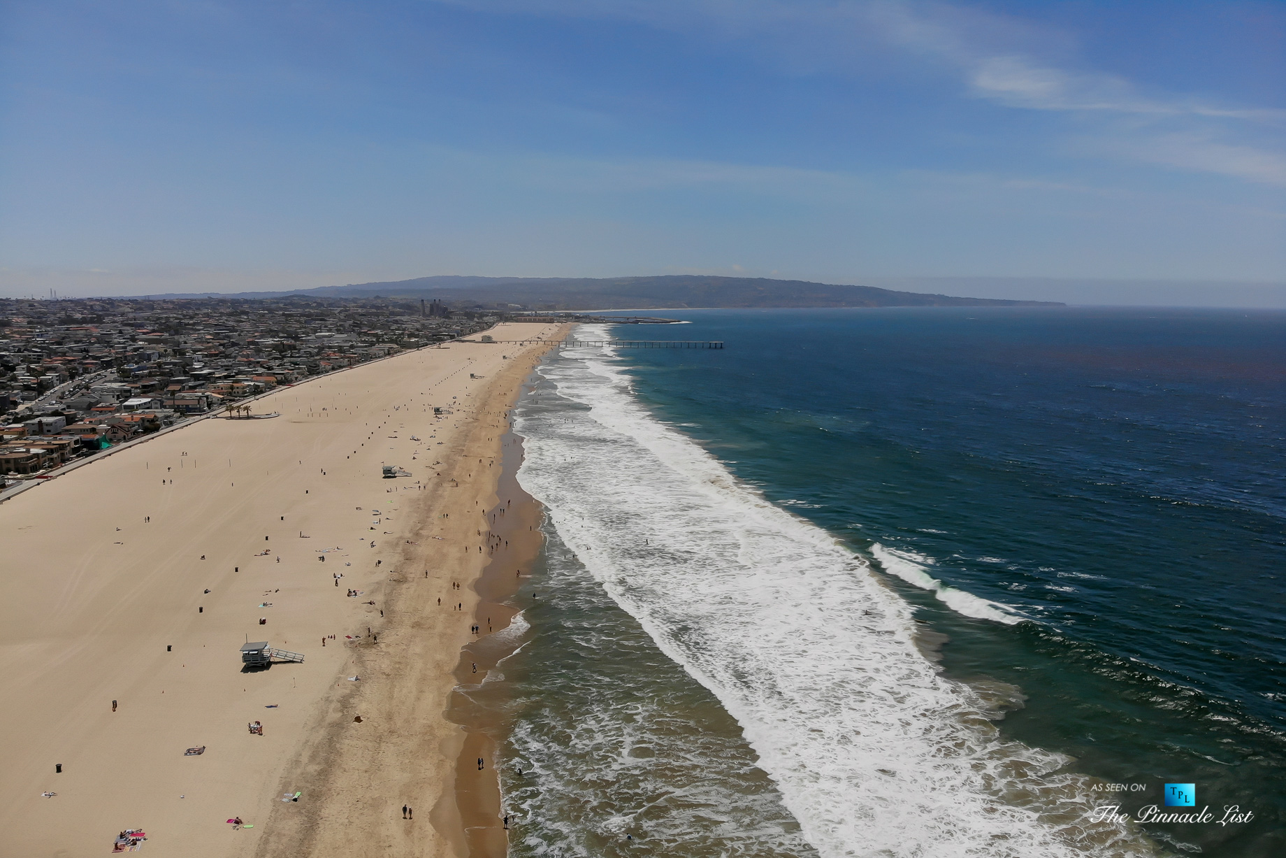 Luxury Real Estate - 2806 The Strand, Hermosa Beach, CA, USA - Coastline South