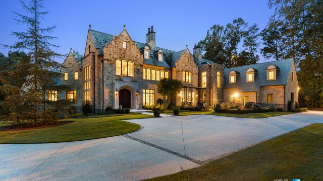 Luxury Real Estate - 1150 W Garmon Rd, Atlanta, GA, USA