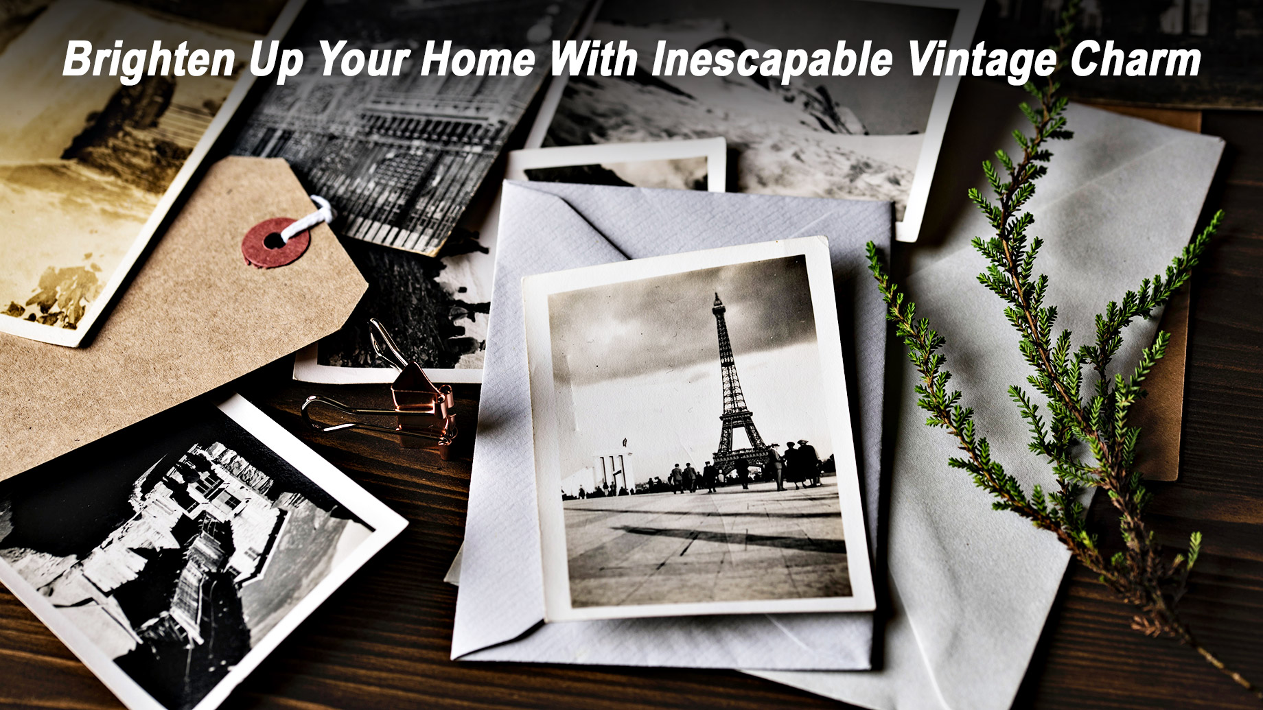 Brighten Up Your Home With Inescapable Vintage Charm