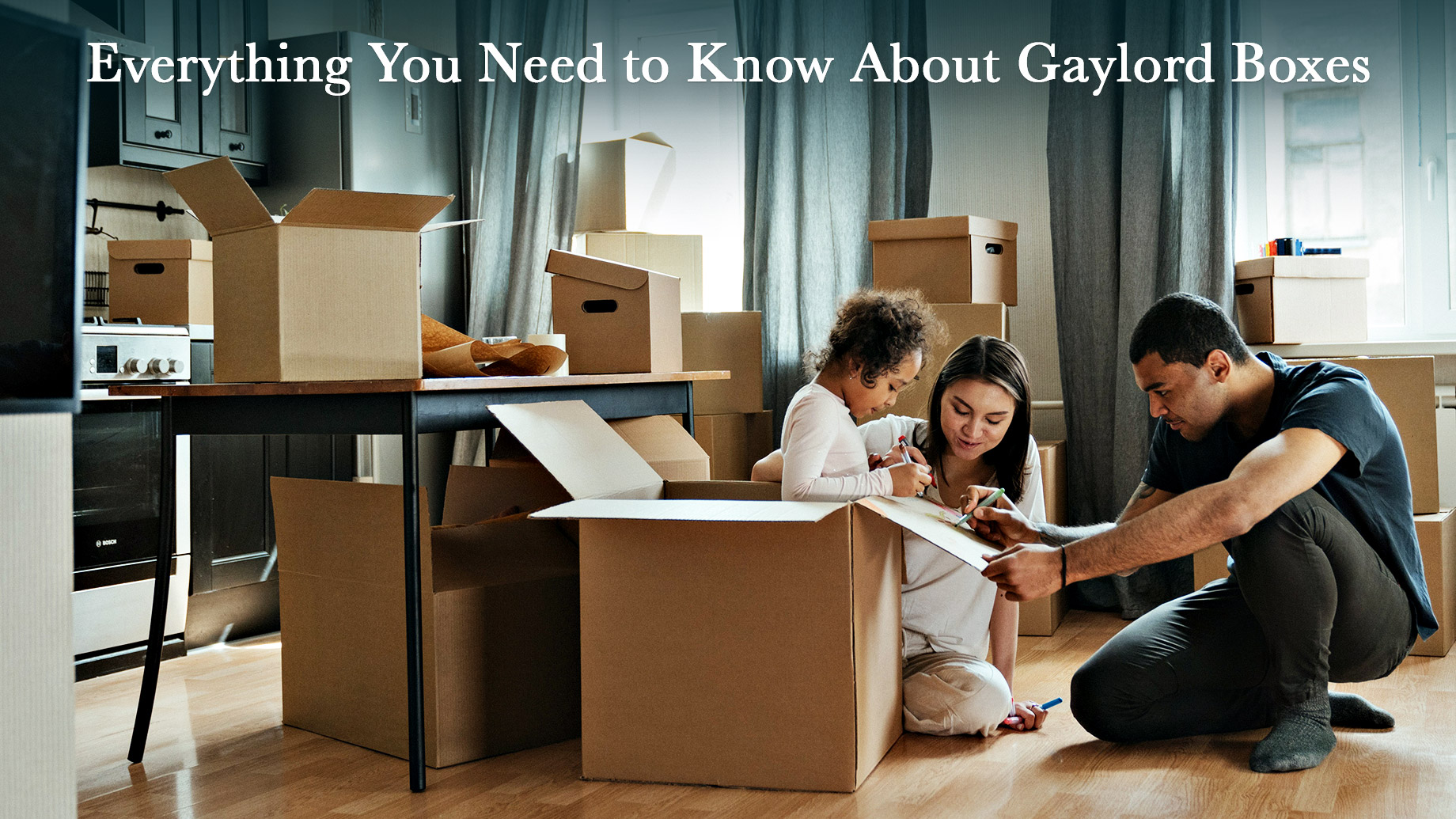 Everything You Need to Know About Gaylord Boxes
