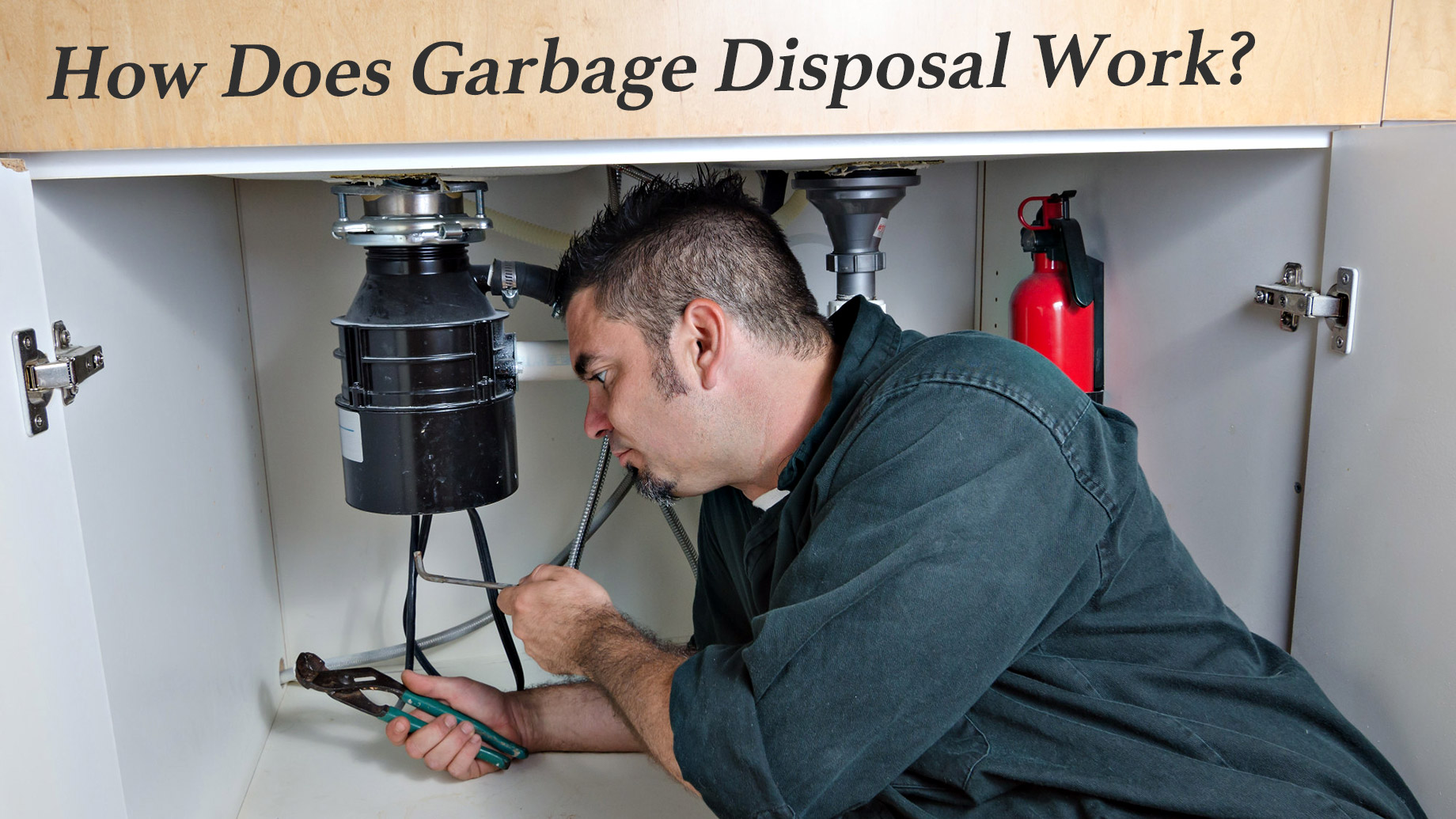 How Does Garbage Disposal Work?