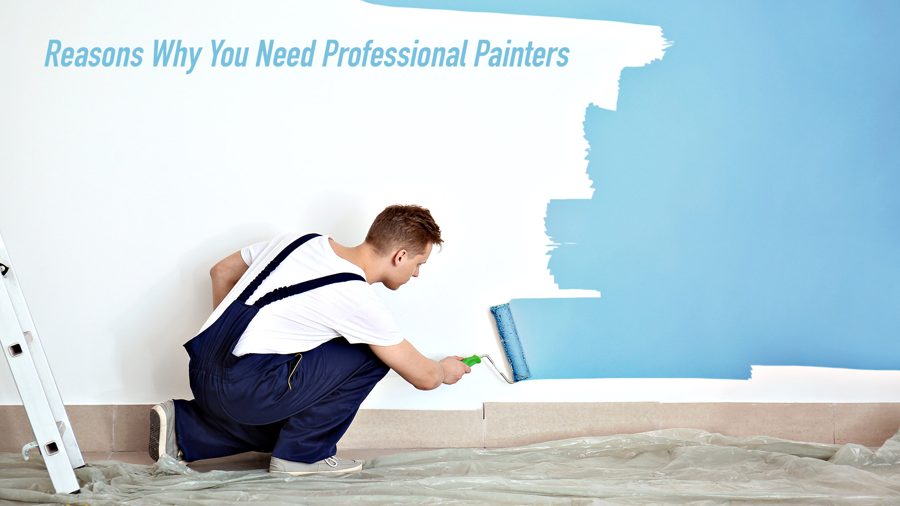 Reasons Why You Need Professional Painters for Your Dream House