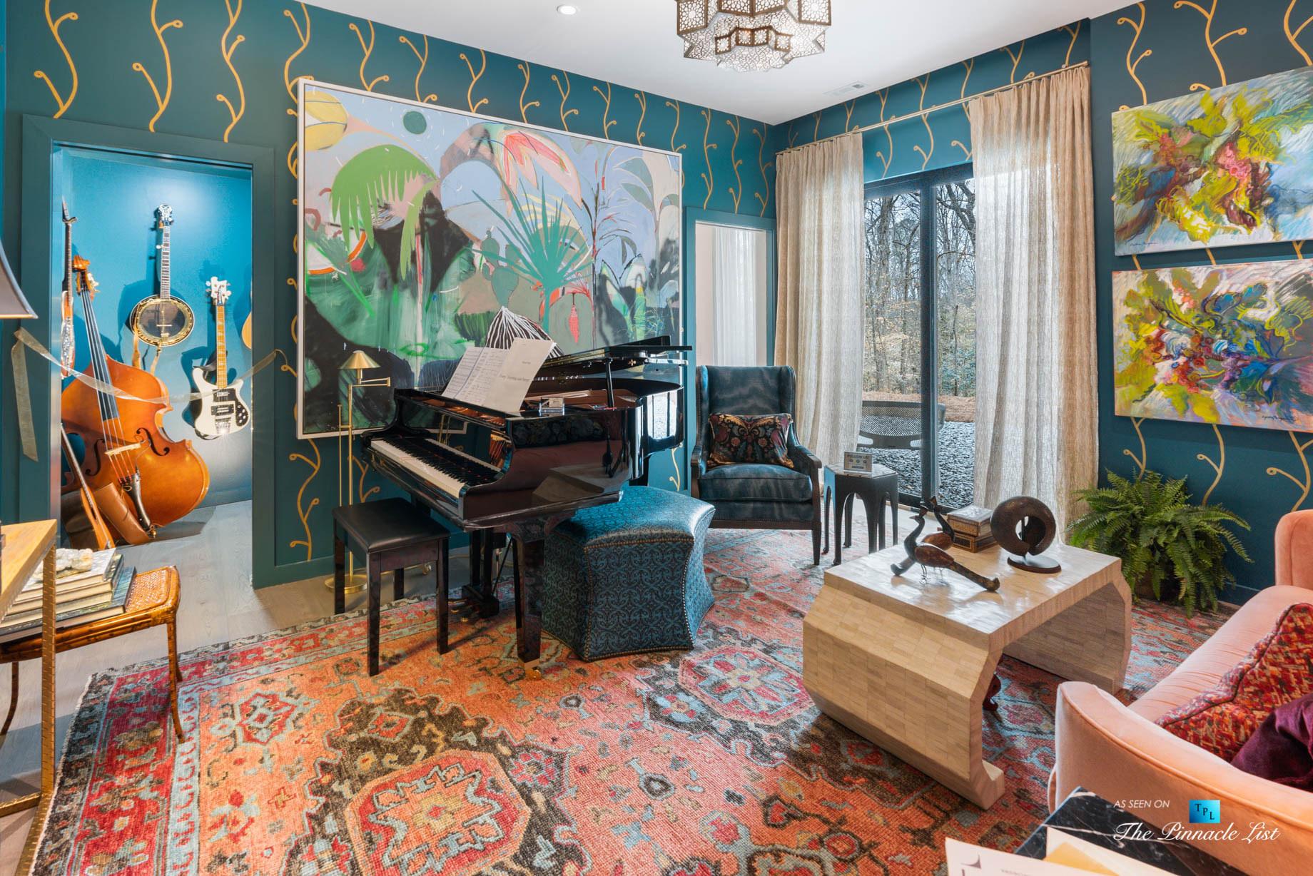 Symphony Orchestra Designer Showhouse – Atlanta, GA, USA