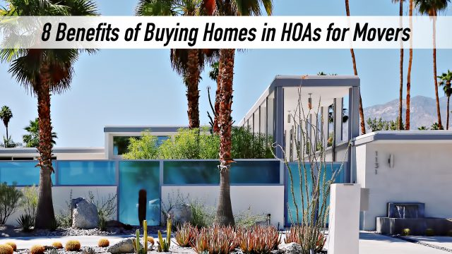 8 Benefits of Buying Homes in HOAs for Movers