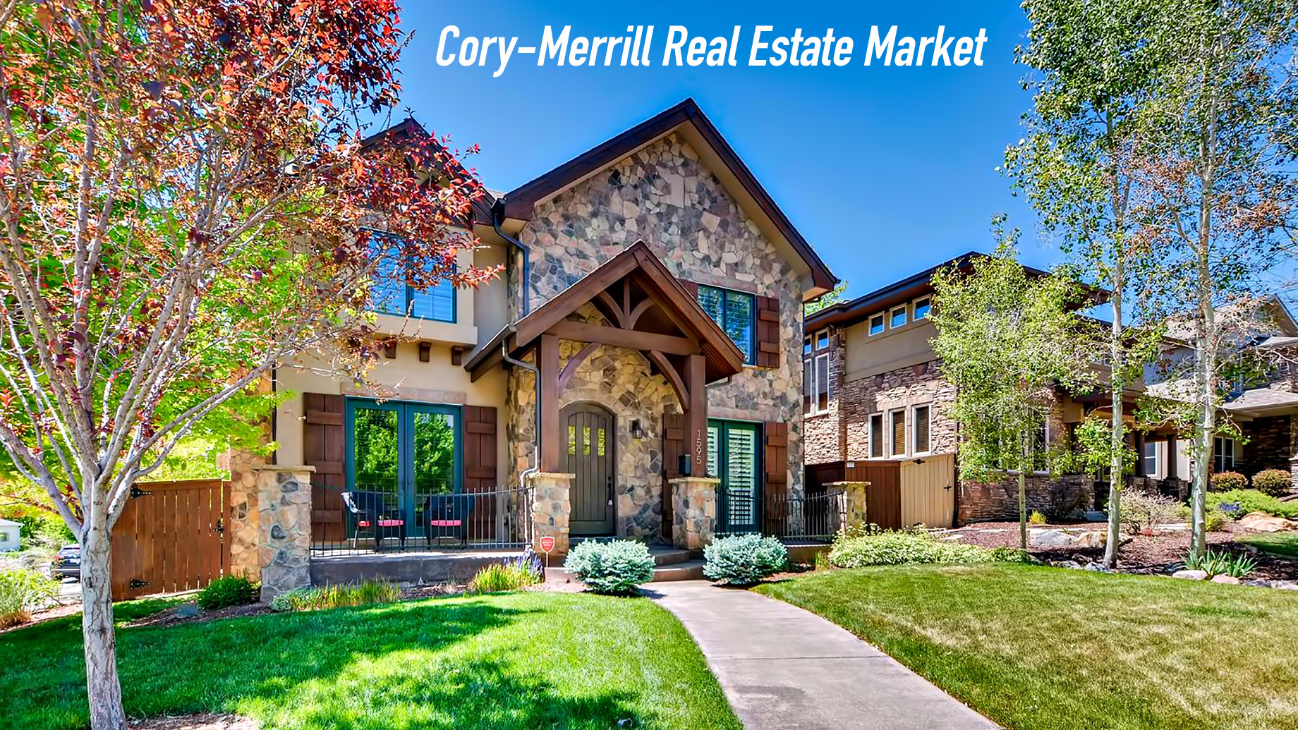 Analysis of the Cory-Merrill Real Estate Market in Colorado