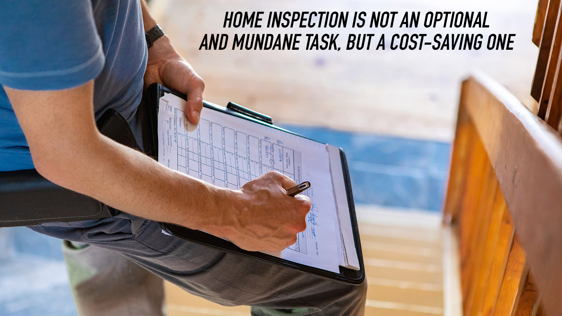 Home Inspection is Not an Optional and Mundane Task, but a Cost-Saving One
