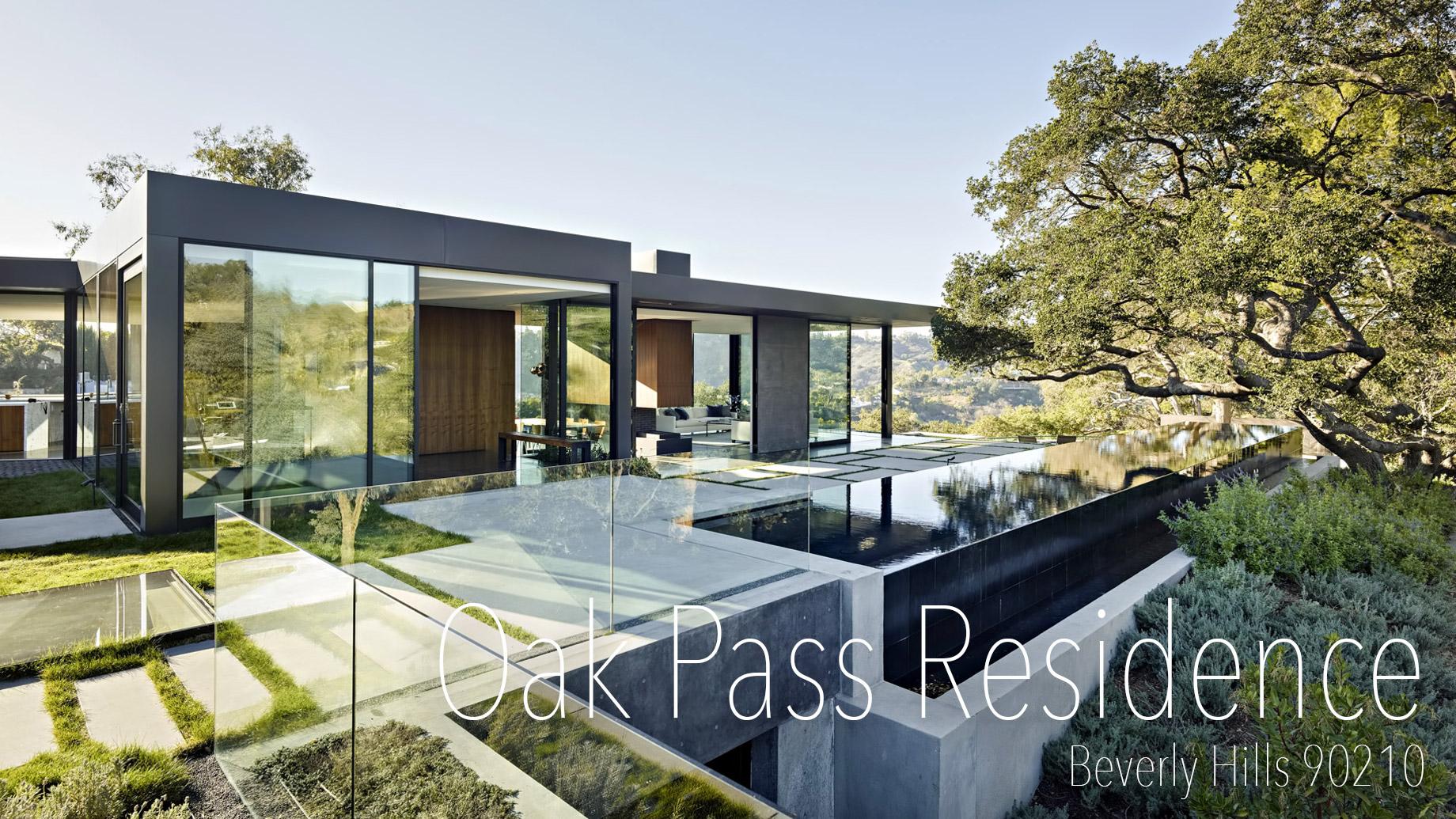 Oak Pass Residence – 9601 Oak Pass Rd, Beverly Hills, CA, USA
