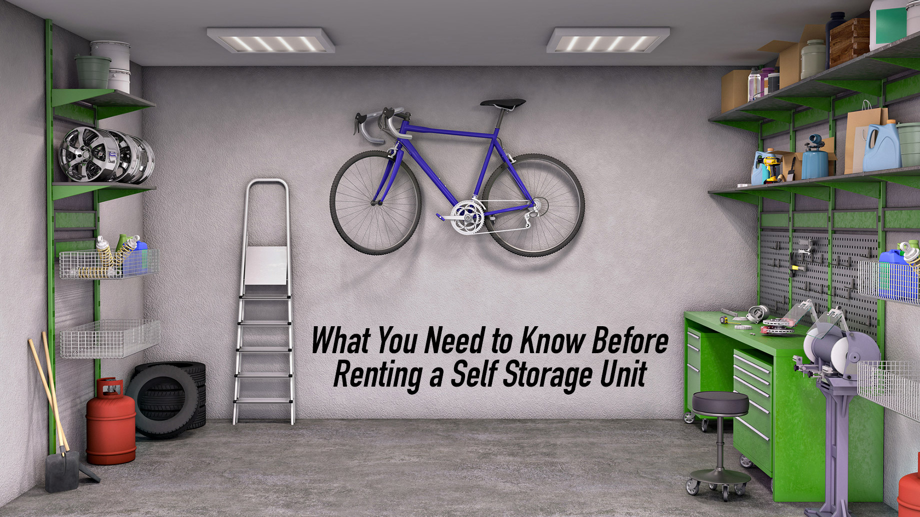 What You Need to Know Before Renting a Self Storage Unit