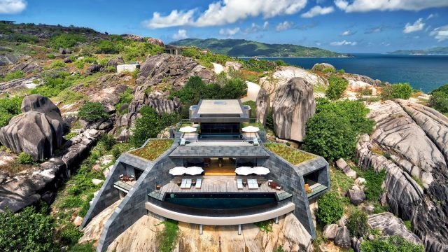 Four Bedroom Luxury Residence - Felicite Island, Seychelles