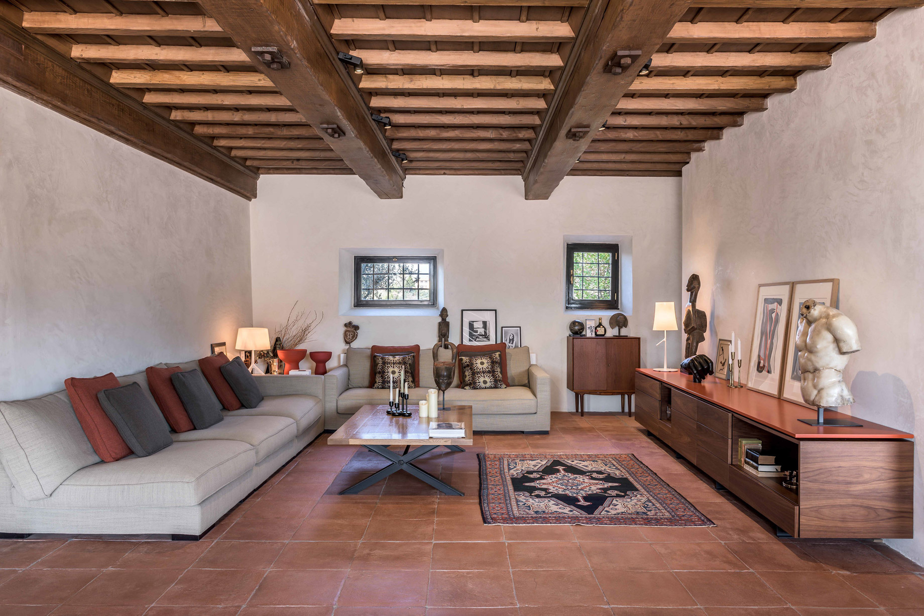 001 – Maison Ache Interior Design Tuscany, Italy – Pierattelli Architetture