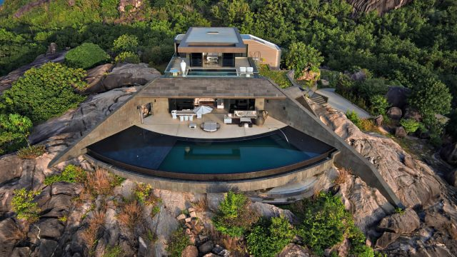 Private Four Bedroom Residence - Felicite Island, Seychelles