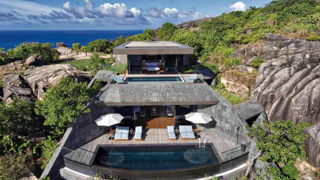 Three Bedroom Luxury Residence - Felicite Island, Seychelles