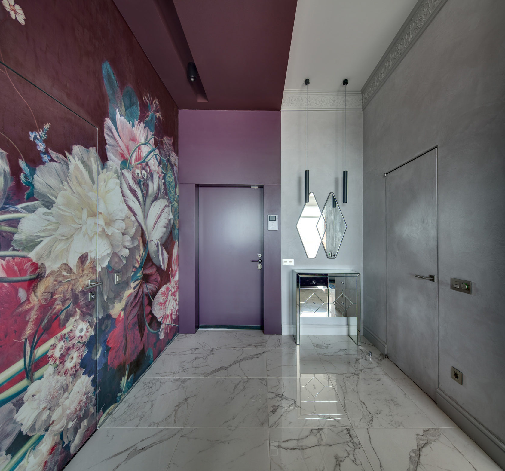 Blossom Apartment Interior Design Kiev, Ukraine – Nika Vorotyntseva