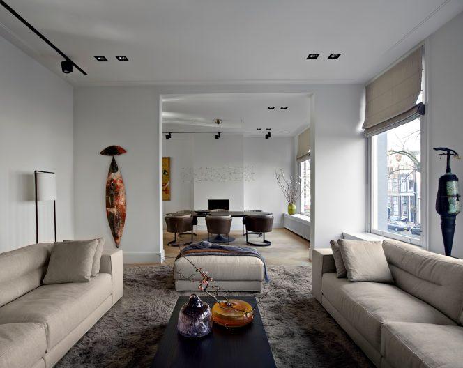 Canal House Interior Design Amsterdam, Netherlands - Studio Piet Boon