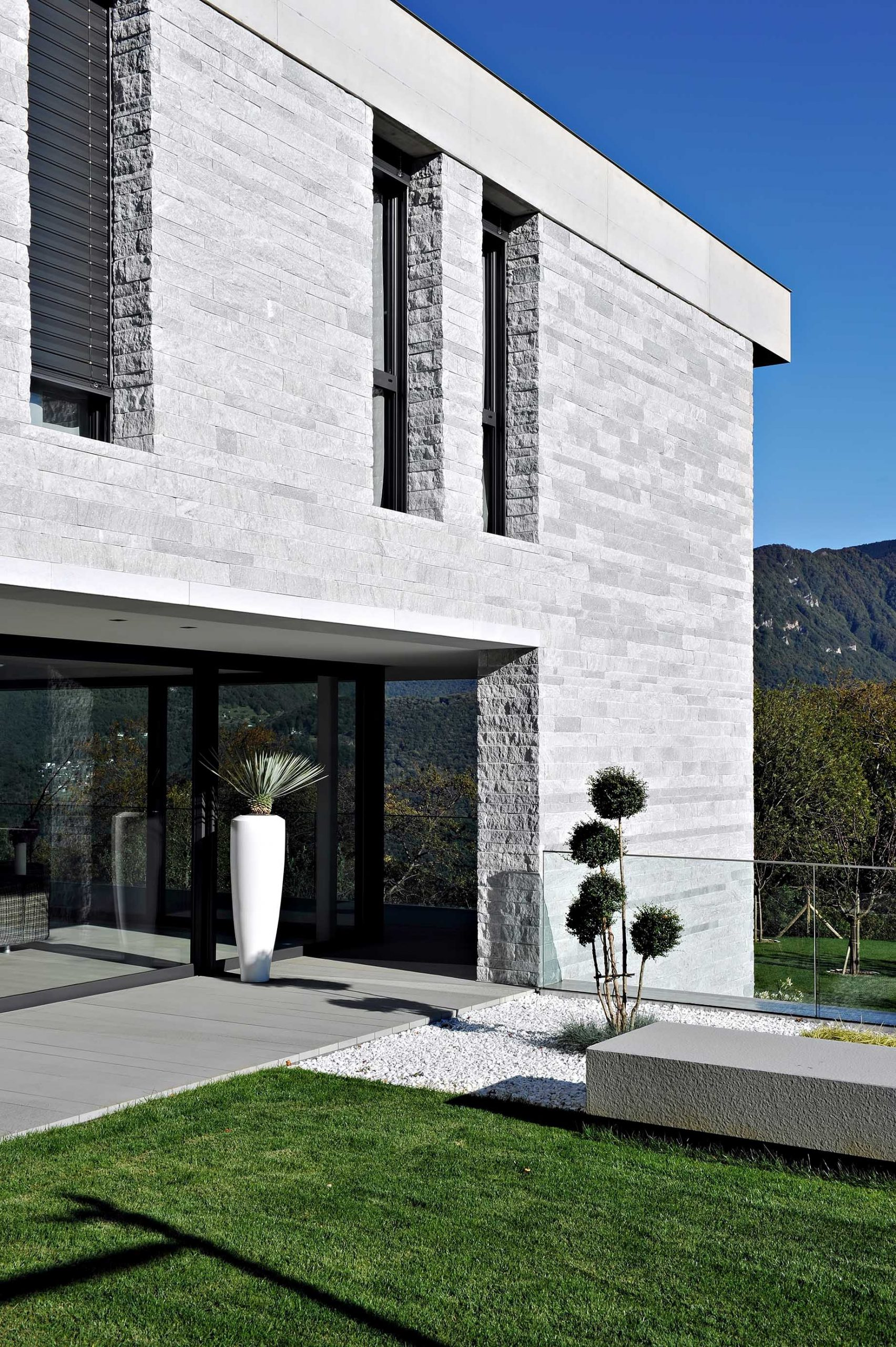 Villa Carona Luxury Residence – Lugano, Switzerland
