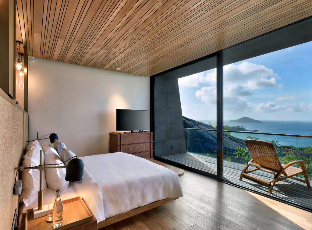 Four Bedroom Luxury Residence - Felicite Island, Seychelles - Bedroom