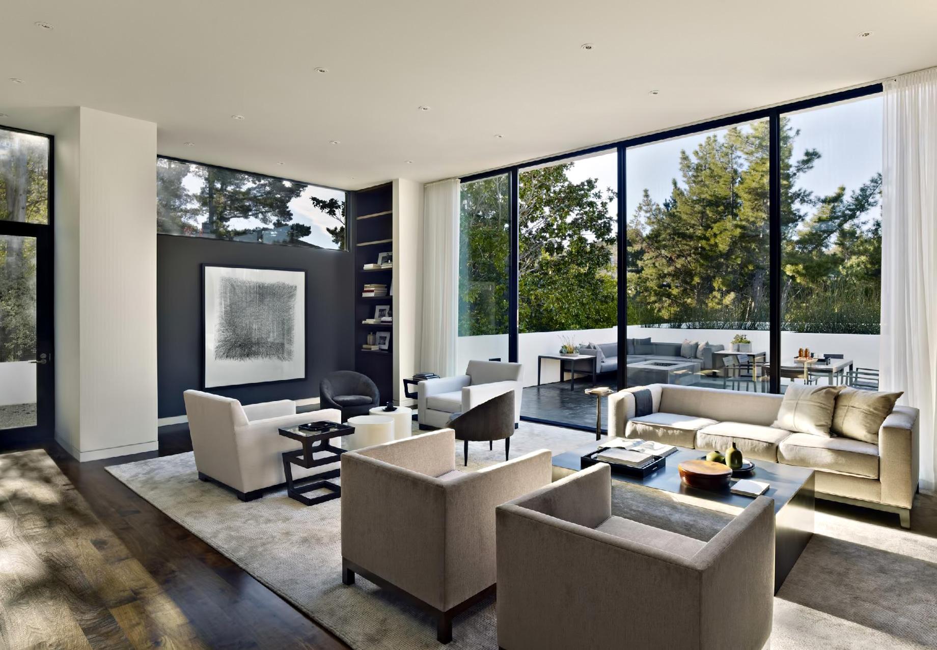 Drayton House Luxury Residence – Hillsborough, CA, USA