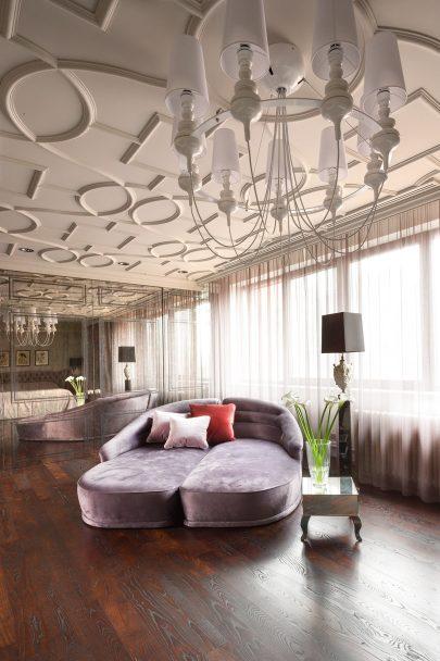 Belle Epoque Art Deco Villa Interior Kiev, Ukraine - Elena Dobrovolska