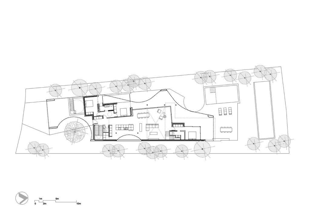 Floor Plans - Gruyere Luxury Villa - Caldes de Malavella, Girona, Spain