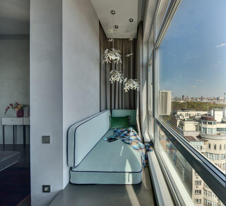 Blossom Apartment Interior Design Kiev, Ukraine - Nika Vorotyntseva