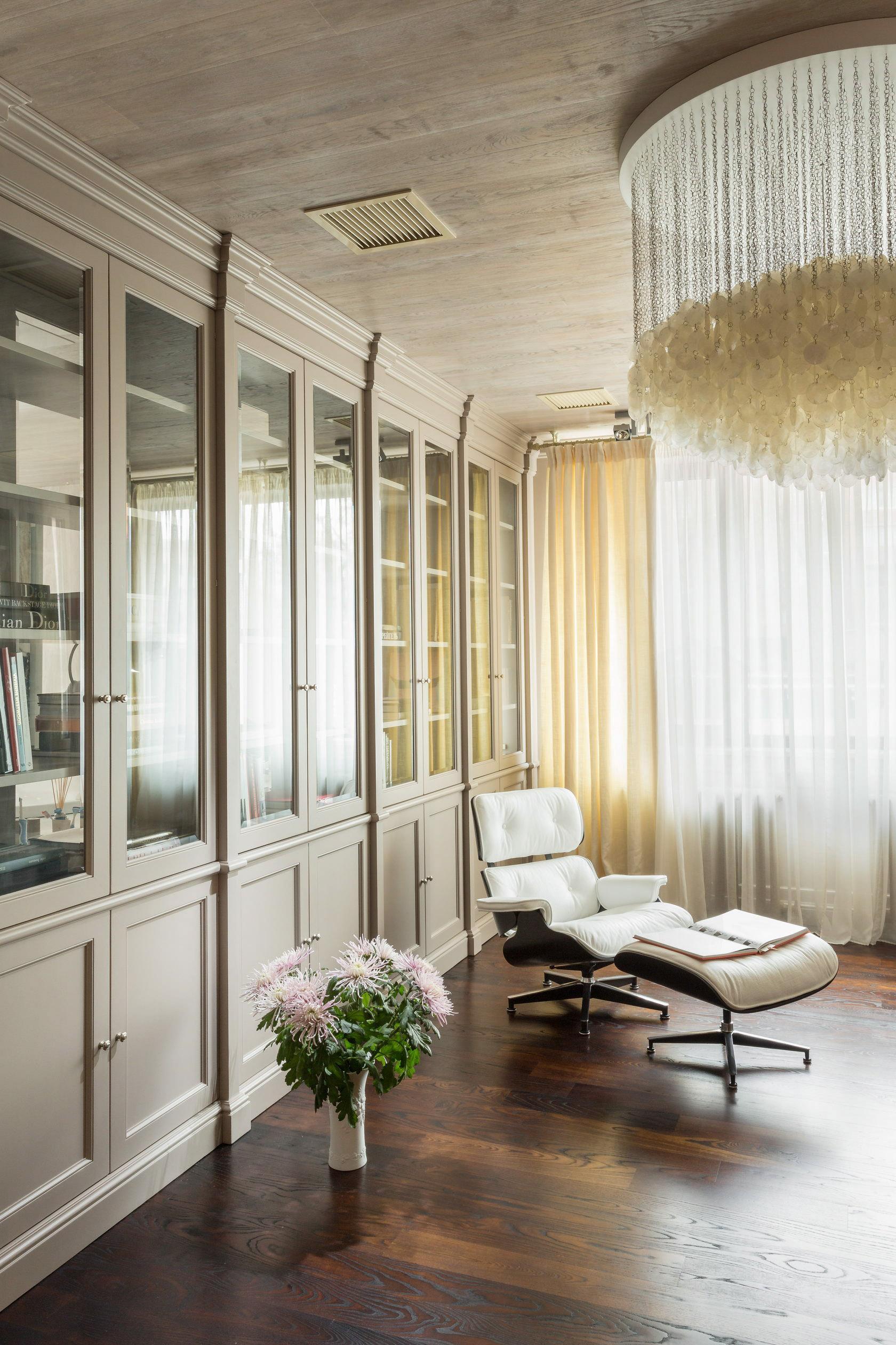 Belle Epoque Art Deco Villa Interior Kiev, Ukraine – Elena Dobrovolska