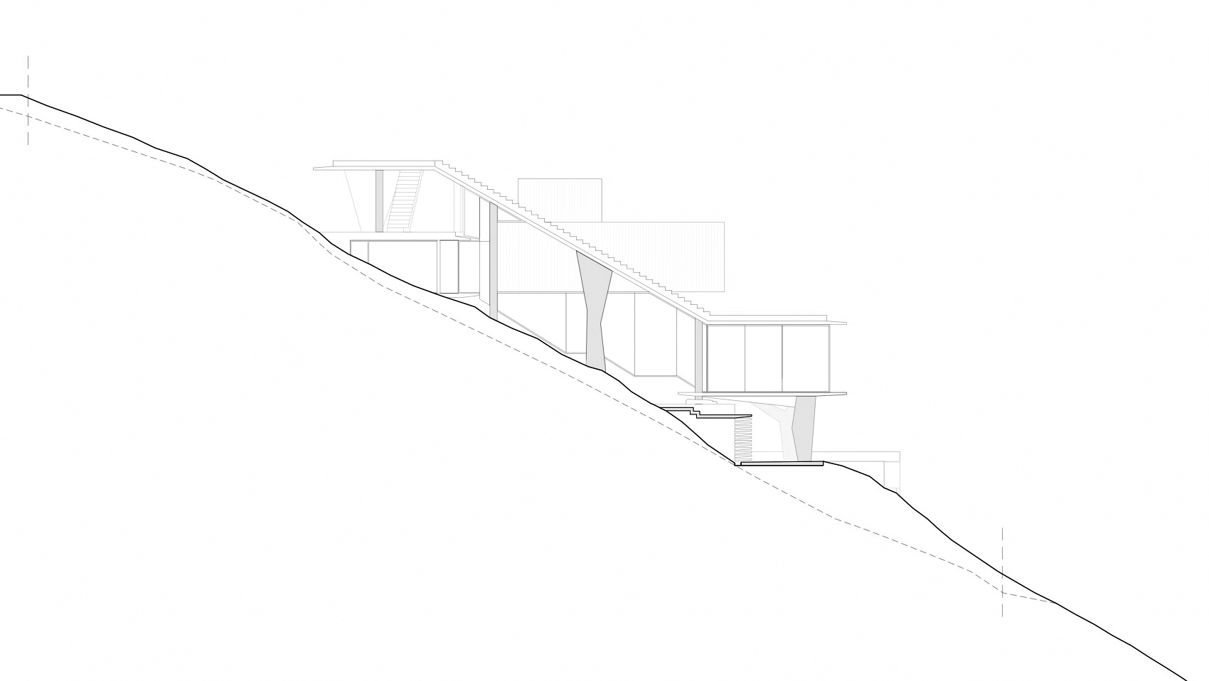 Elevation – Ghat Luxury Beach House – Zapallar, Chile