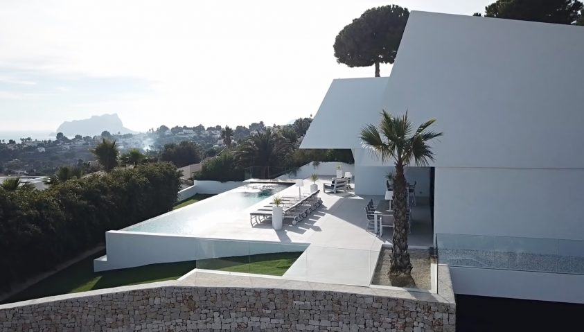 Benimeit Luxury Villa - Moraira, Alicante, Spain