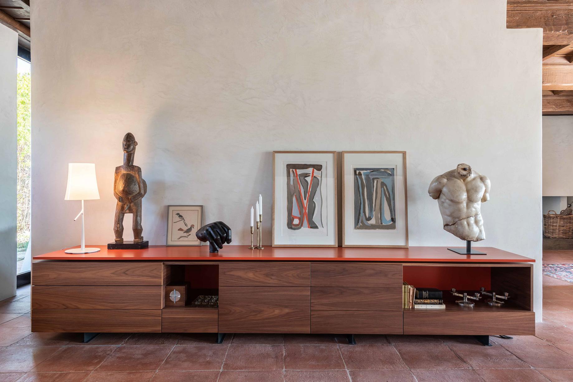 Maison Ache Interior Design Tuscany, Italy – Pierattelli Architetture