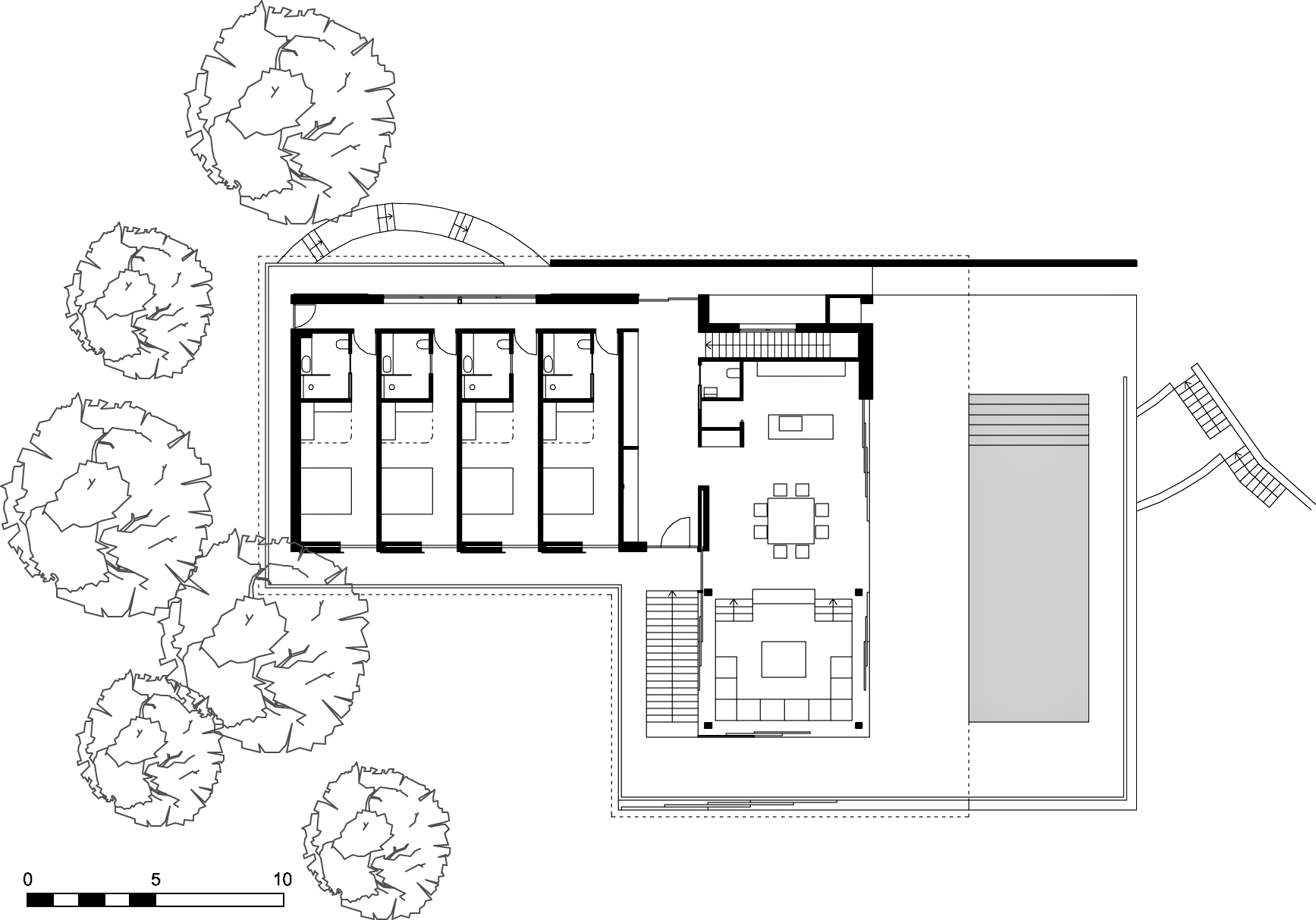 Floor Plans – Villa K Luxury Residence – Mijas, Spain