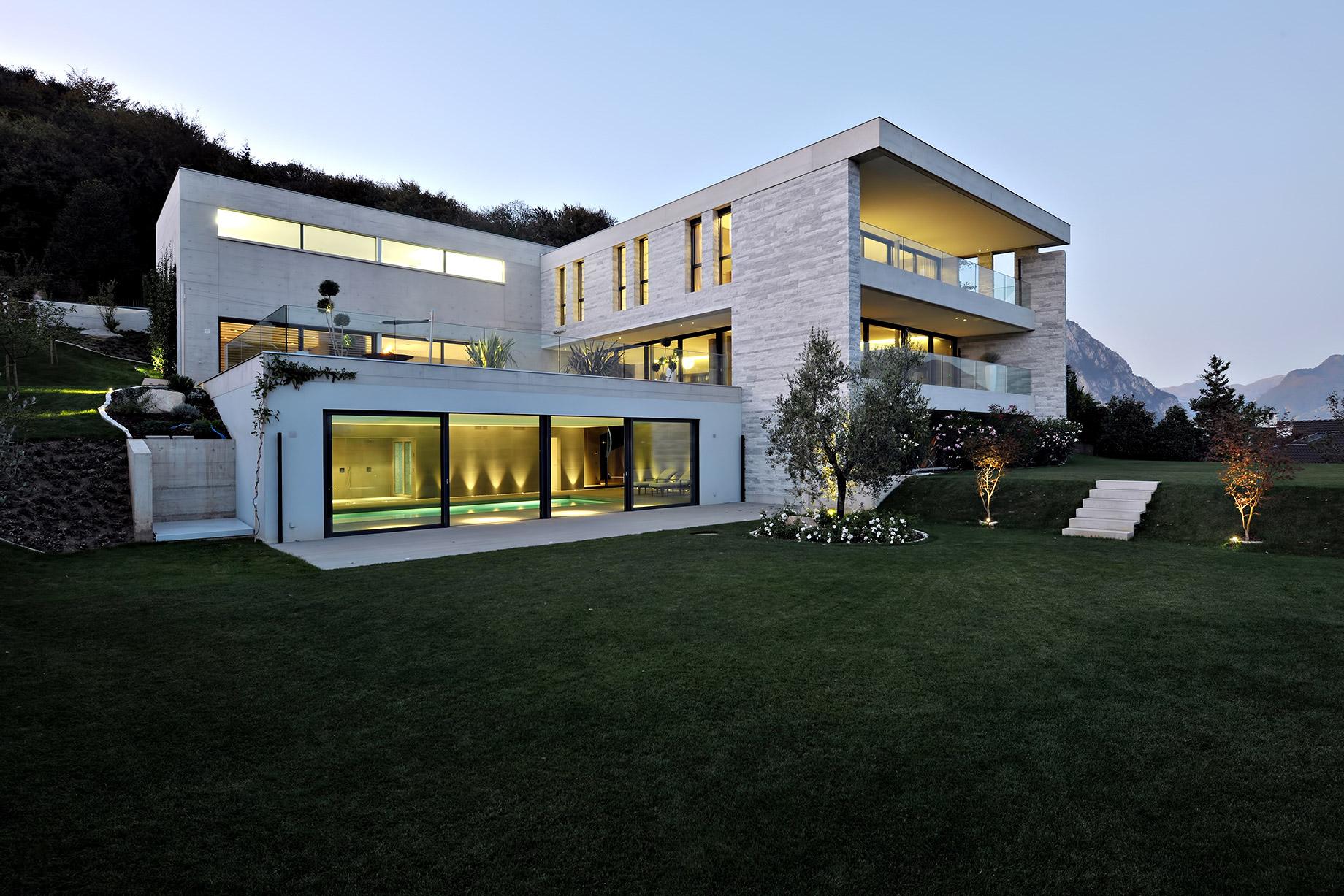 Villa Carona Luxury Residence - Lugano, Switzerland