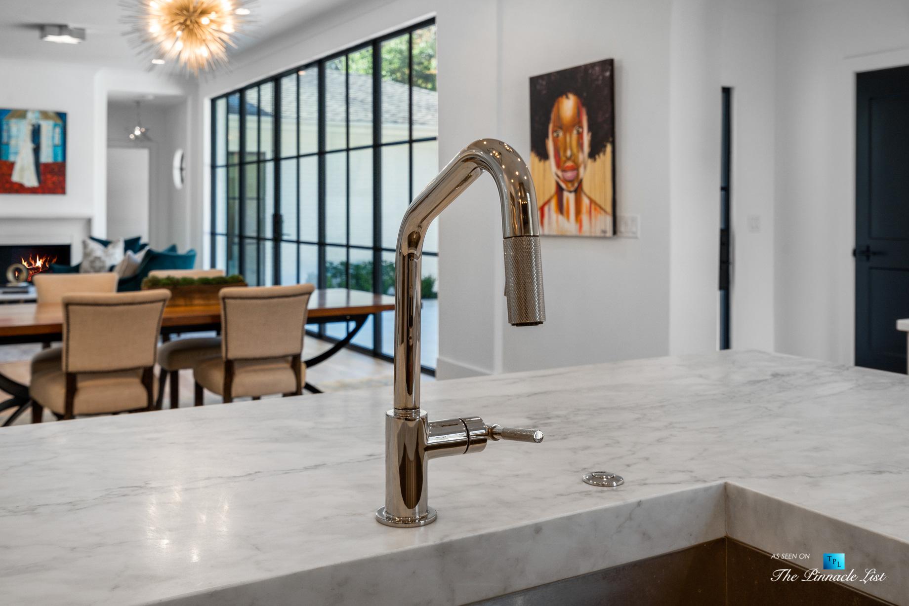 447 Valley Rd NW, Atlanta, GA, USA – Kitchen Faucet – Luxury Real Estate – Tuxedo Park Home