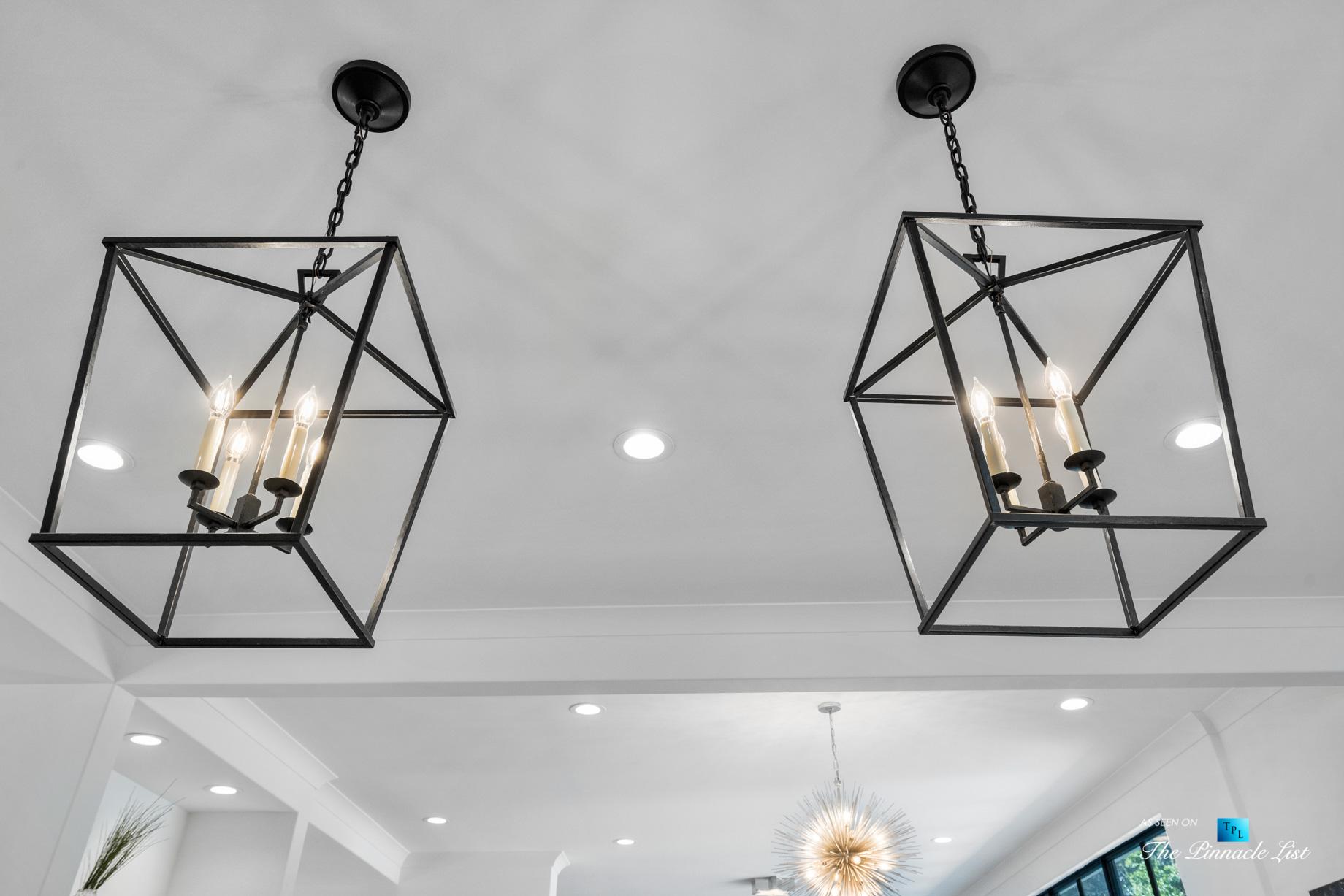 447 Valley Rd NW, Atlanta, GA, USA – Kitchen Light Fixtures – Luxury Real Estate – Tuxedo Park Home